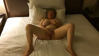 This woman loves masturbating and I seriously need to bust a nut inside of her