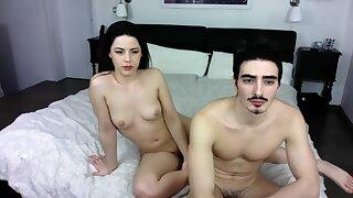 Amateur Webcam, Masturbation Xxx Record With Exotic Hotmike8889